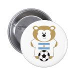 BEAR ARGENTINA PINS