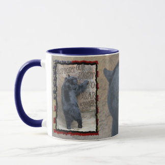 BEAR ARMS - 2ND AMMENDMENT RIGHT MUG