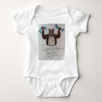 Bear Arms Baby Bodysuit