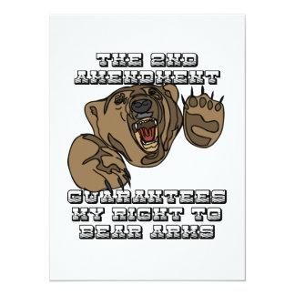 Bear Arms Announcement