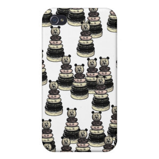Bear Army Cases For iPhone 4
