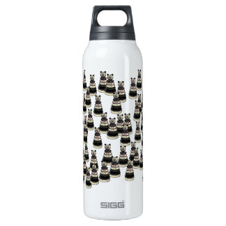 Bear Army Thermos Water Bottle