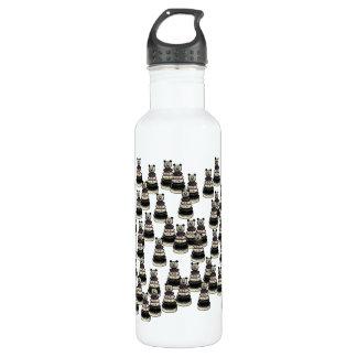 Bear Army Water Bottle