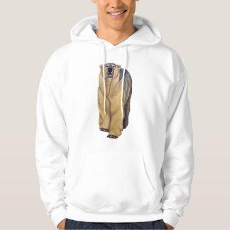 Bear Art Hoodie Polar Bear Hoodie Sweatshirts