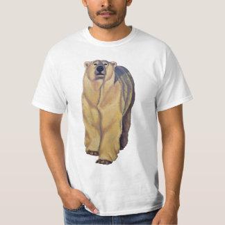 Bear Art T-shirt Polar Bear Shirts & Gifts
