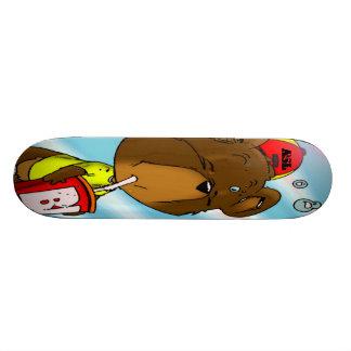 Bear, ASL Skate Board