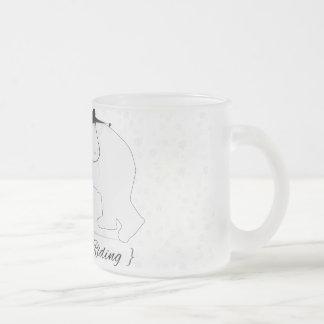 Bear-Back Riding Frosty Mug