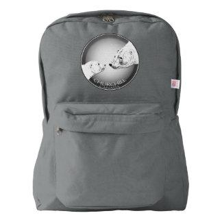 Bear Backpack Churchill School Bags Customizable