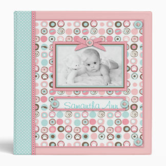 Bear Bear Girl 1.5 Binder