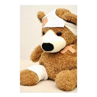 Bear bears animal custom personalize Anniversaries Flyer