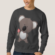 Bear Bears Ursidae Caniforms Cute Cartoon Animal Sweatshirt