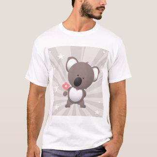 Bear Bears Ursidae Caniforms Cute Cartoon Animal T-Shirt