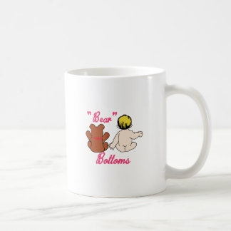 Bear Bottoms Coffee Mug