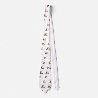 Bear Bottoms Neck Tie