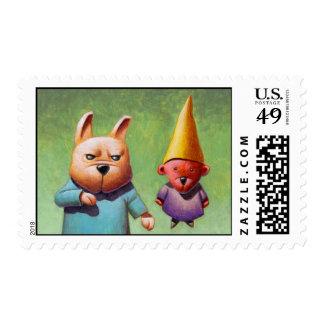Bear Boys Stamp