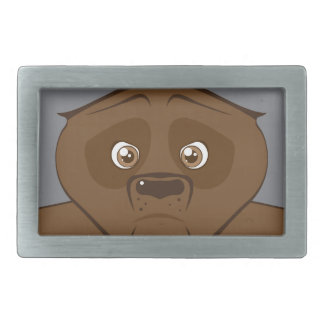 Bear_Brown pdf Belt Buckle