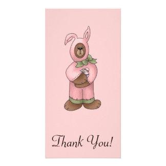 Bear Bunny Card