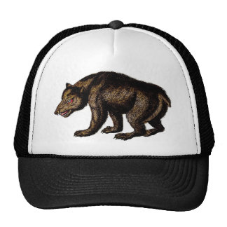 BEAR BUTT TRUCKER HAT