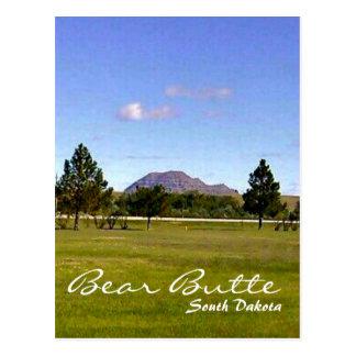 Bear Butte, South Dakota Postcard