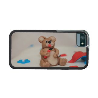 Bear cake topper case for iPhone 5