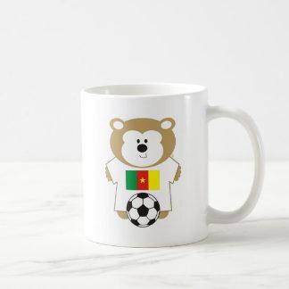 BEAR CAMEROON COFFEE MUGS