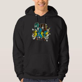 Bear.Can.Graf Sweatshirt