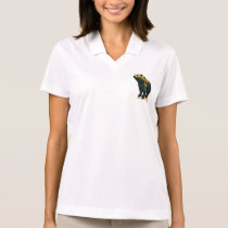 Bear Cellshade Polo Shirt