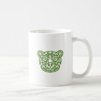 Bear Celtic Knot Coffee Mug