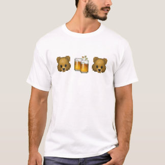'bear cheers' T-Shirt