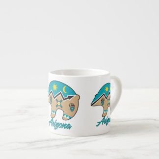Bear Clan Arizona Espresso Cup