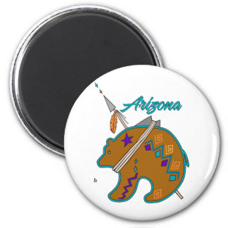 Bear Clan Arrow Magnet