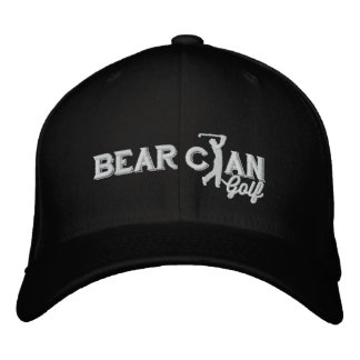 BEAR CLAN GOLF TEAM HAT