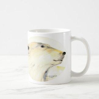 Bear Classic White Coffee Mug