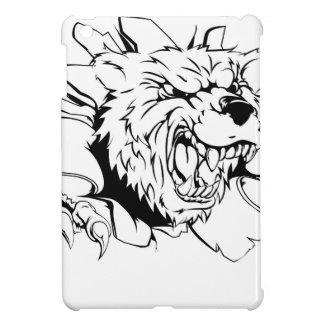 Bear claw breakthrough case for the iPad mini