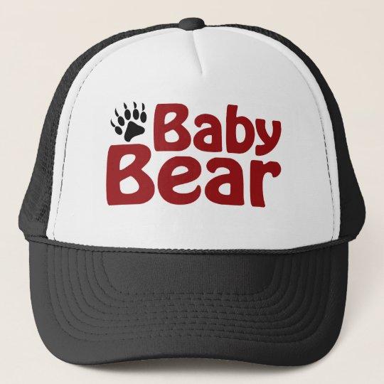 Bear Claw Trucker Hat