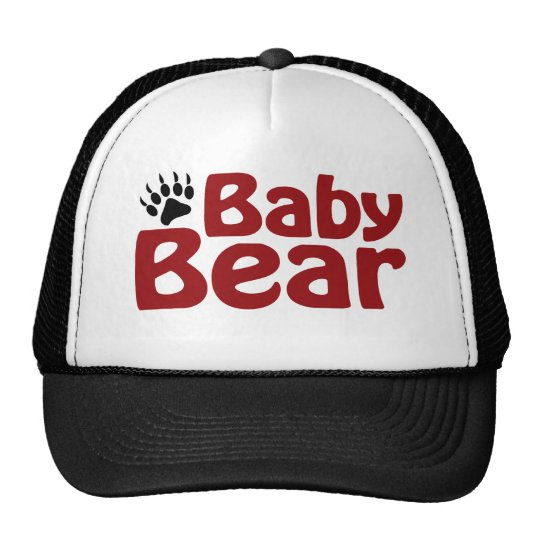 Bear Claw Trucker Hat