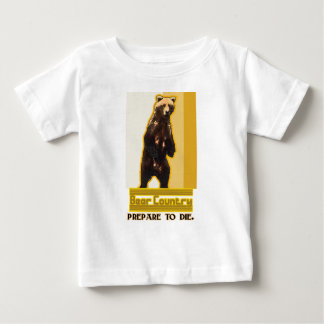 Bear Country Baby T-Shirt