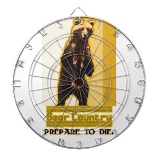 Bear Country Dart Boards