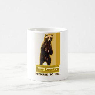 Bear Country Mugs