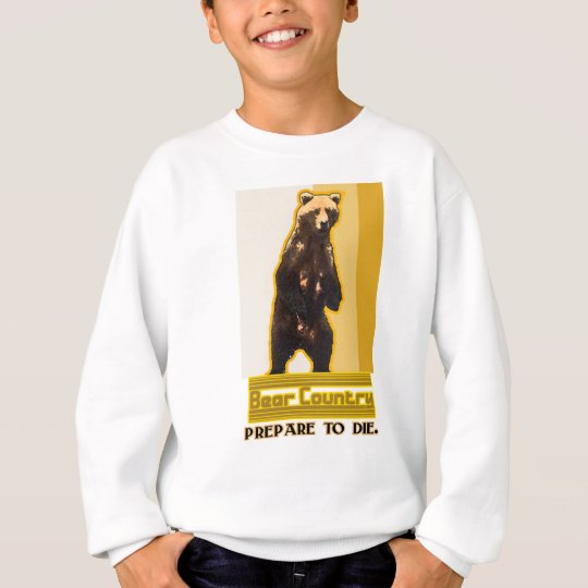 Bear Country Sweatshirt
