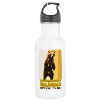 Bear Country Water Bottle