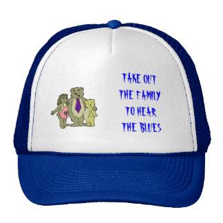 BEAR CREATION TRUCKER HAT