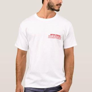 Bear Creek, Alabama City Design T-Shirt