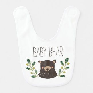 Bear Cub Bib