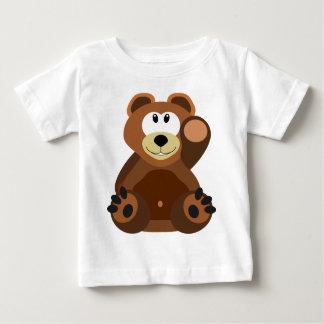 Bear cub in cuddly toy baby T-Shirt