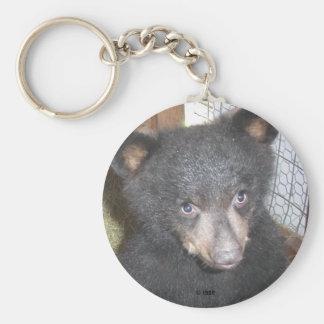 Bear Cub Keychain