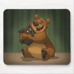 Bear & Cub Mousepad