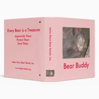 Bear Cub with Grapes Avery Binder