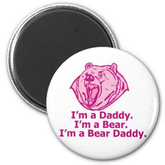 Bear Daddy Magnet