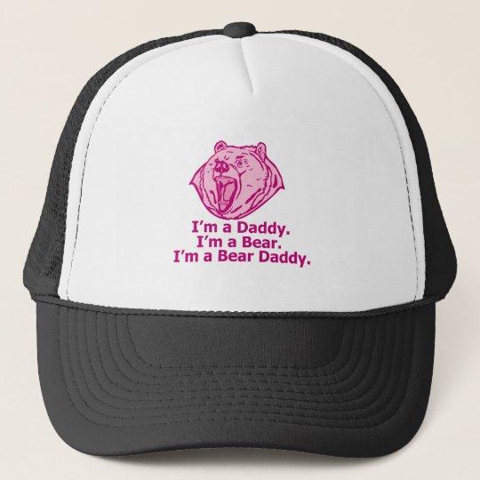 Bear Daddy Trucker Hat